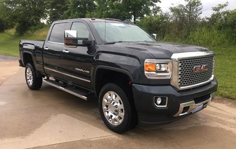 2017 GMC Sierra 2500HD for sale in Washington, MO