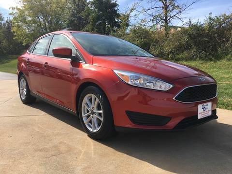 2018 Ford Focus for sale in Washington, MO