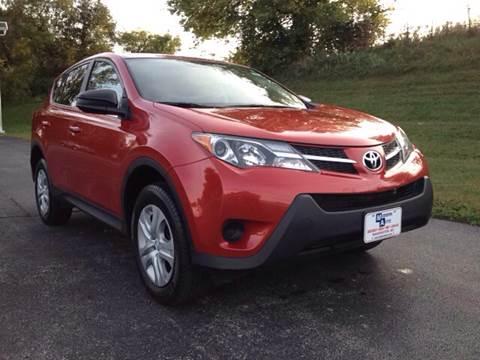 2015 Toyota RAV4 for sale in Washington, MO
