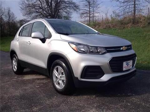 2017 Chevrolet Trax for sale in Washington MO