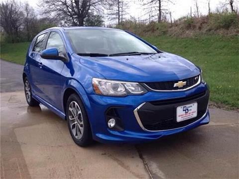 2017 Chevrolet Sonic for sale in Washington MO