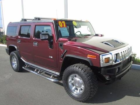 2007 HUMMER H2 for sale in La Puente, CA