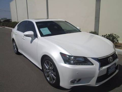 2013 Lexus GS 350 for sale in La Puente, CA