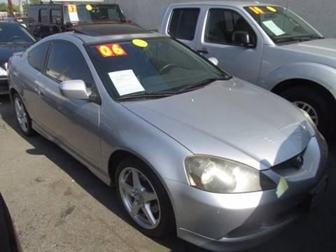 2006 Acura RSX for sale in La Puente, CA