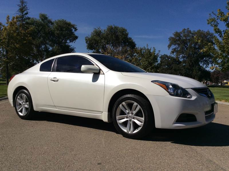 2013 Nissan Altima 2.5 S 2dr Coupe   Nampa ID