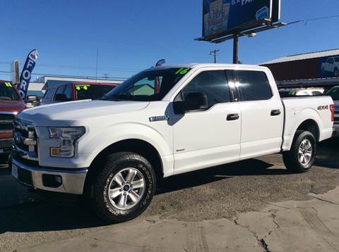 2016 Ford F-150 for sale in Nampa, ID
