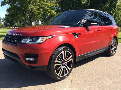 2014 Land Rover Range Rover Sport for sale in Nampa, ID