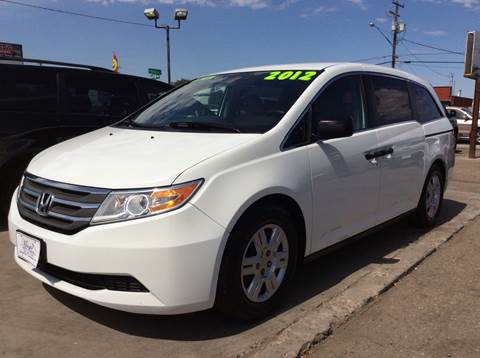 2012 Honda Odyssey for sale in Nampa, ID