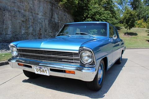 1967 Chevrolet Nova For Sale In Nashville Tn