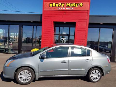 2010 Nissan Sentra for sale in Altoona, WI