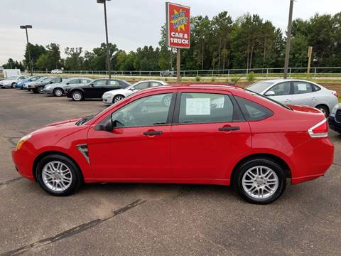 2008 Ford Focus for sale in Altoona, WI