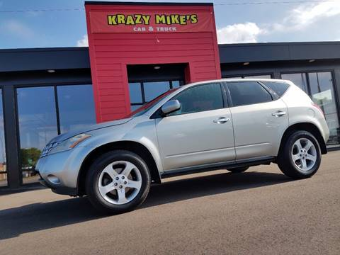 2005 Nissan Murano for sale in Altoona, WI