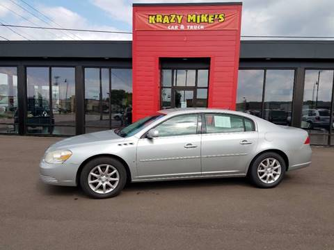 2008 Buick Lucerne for sale in Altoona, WI