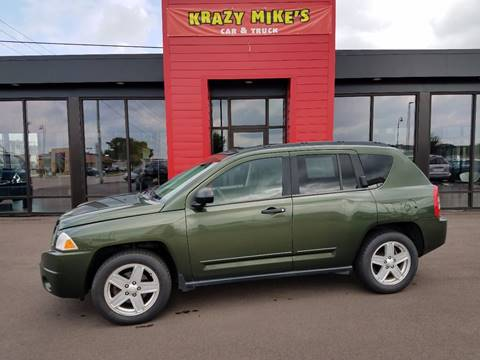 2008 Jeep Compass for sale in Altoona, WI
