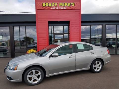 2009 Mitsubishi Galant for sale in Altoona, WI