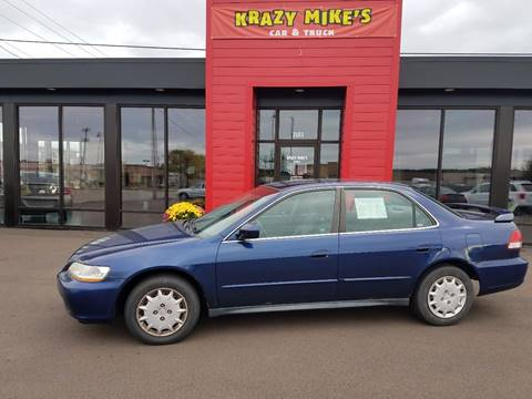 2001 Honda Accord for sale in Altoona, WI