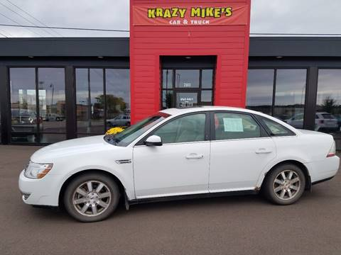 2008 Ford Taurus for sale in Altoona, WI