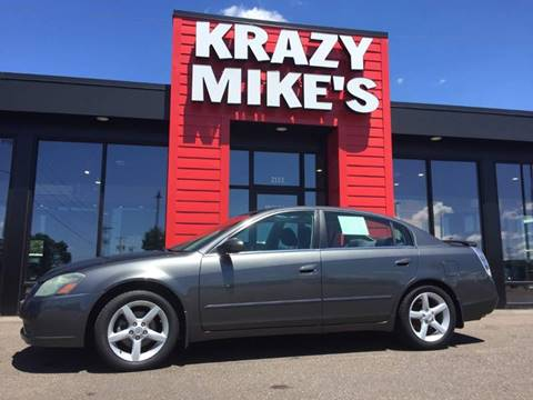 2006 Nissan Altima for sale in Altoona, WI