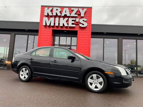 2007 Ford Fusion for sale in Altoona, WI
