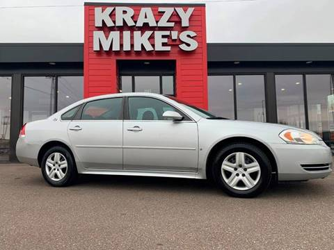 2009 Chevrolet Impala for sale in Altoona, WI