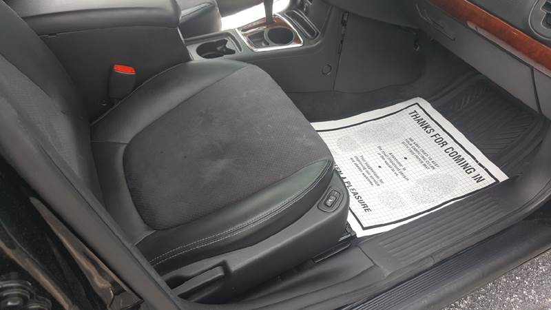 2007 Chevrolet Malibu LTZ 4dr Sedan - Hazel Park MI