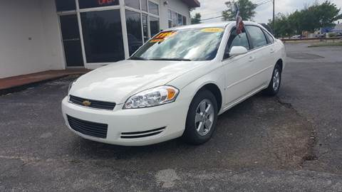2008 Chevrolet Impala for sale in Hazel Park, MI