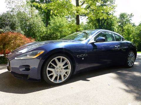 2009 Maserati GranTurismo for sale at Global Auto Sales in Hazel Park MI