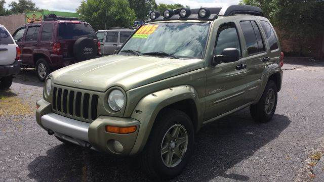 2003 Jeep Liberty for sale at Global Auto Sales in Hazel Park MI