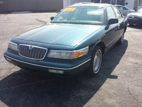 1997 Mercury Grand Marquis for sale at Global Auto Sales in Hazel Park MI