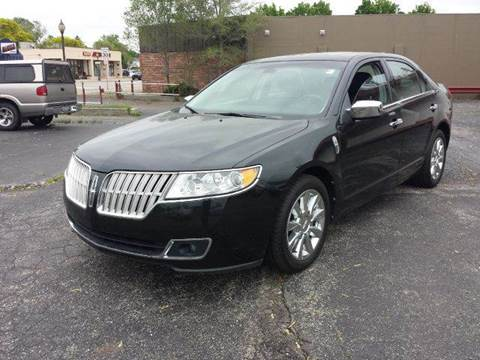 2010 Lincoln MKZ for sale at Global Auto Sales in Hazel Park MI