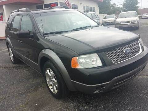 2005 Ford Freestyle for sale at Global Auto Sales in Hazel Park MI