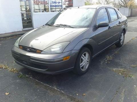 2003 Ford Focus for sale at Global Auto Sales in Hazel Park MI