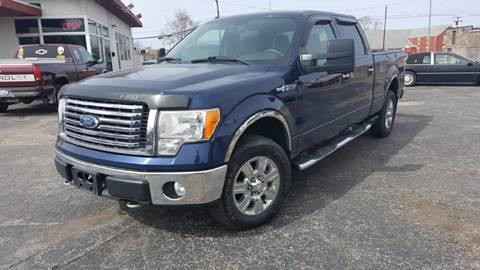 2010 Ford F-150 for sale at Global Auto Sales in Hazel Park MI