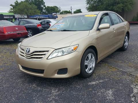 2011 Toyota Camry for sale in Hazel Park, MI