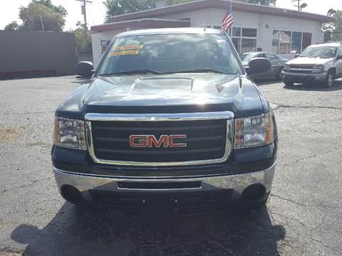 2011 GMC Sierra 1500 for sale in Hazel Park, MI