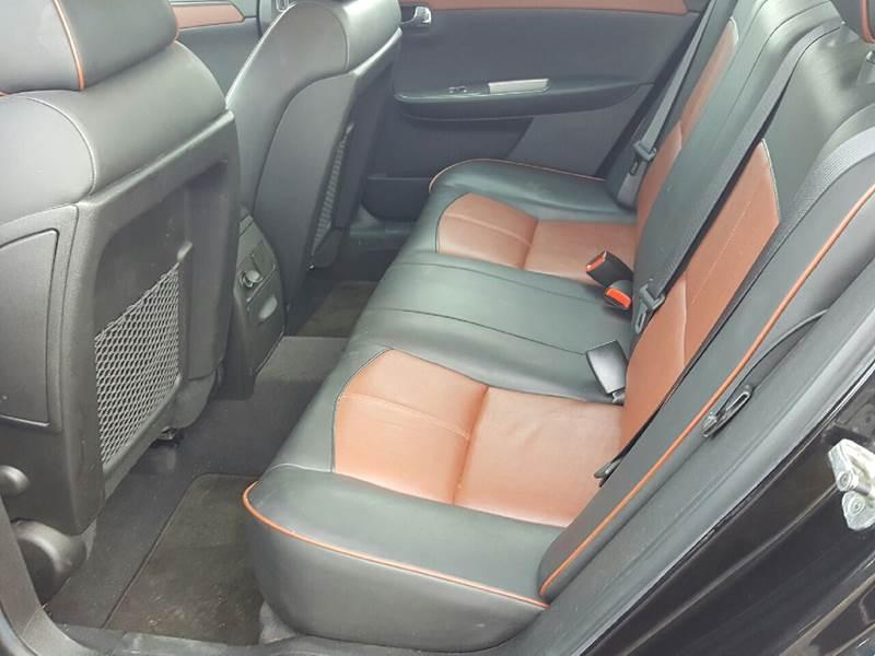 2009 Chevrolet Malibu LTZ 4dr Sedan w/HFV6 Engine Package - Hazel Park MI