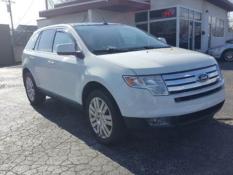 2009 Ford Edge for sale at Global Auto Sales in Hazel Park MI