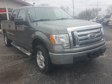 2011 Ford F-150 for sale in Hazel Park, MI
