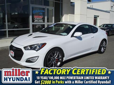 2014 Hyundai Genesis Coupe for sale in Vestal, NY