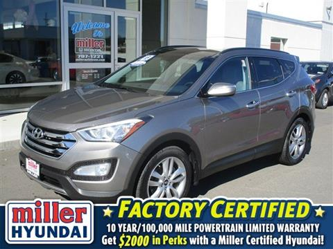 2015 Hyundai Santa Fe Sport for sale in Vestal, NY