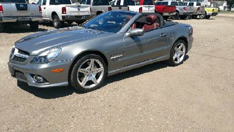 2009 Mercedes-Benz SL-Class for sale in Lancaster, OH