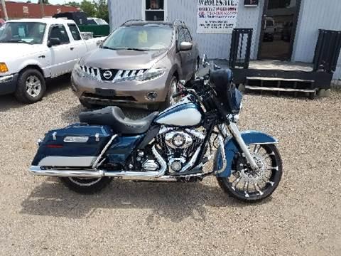 2010 Harley-Davidson Electra Glide for sale in Lancaster, OH