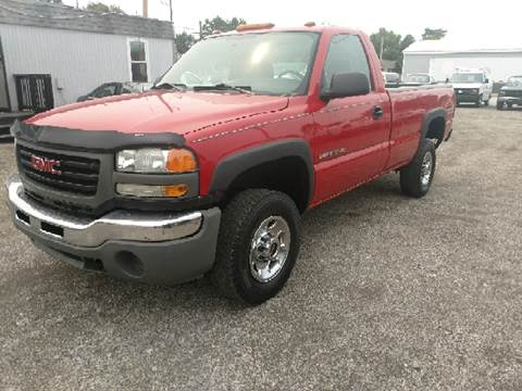 2007 GMC Sierra 2500HD Classic for sale in Lancaster, OH