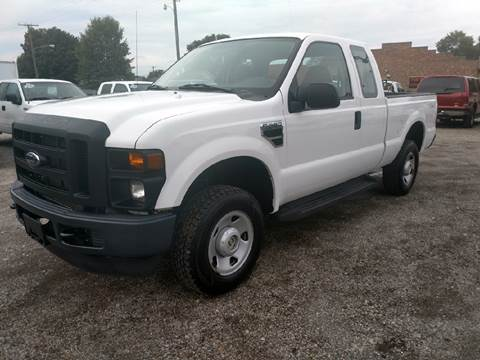 2008 Ford F-250 Super Duty for sale in Lancaster, OH