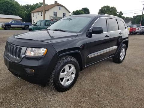 2012 Jeep Grand Cherokee for sale in Lancaster, OH