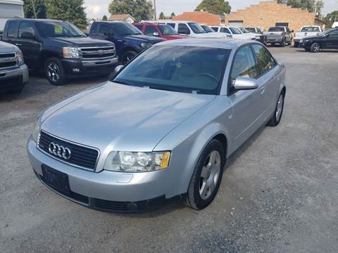 2003 Audi A4 For Sale In Cockeysville Md Carsforsale