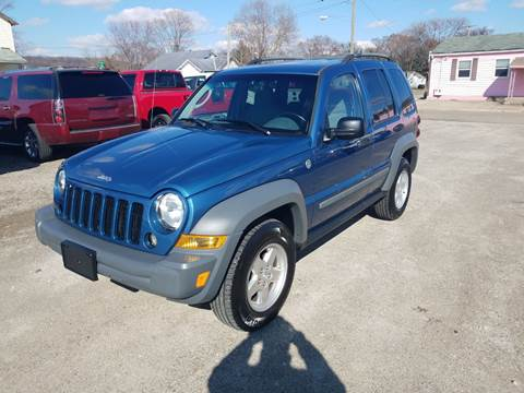 2005 Jeep Liberty for sale in Lancaster, OH