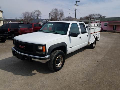 2000 GMC Sierra 3500 for sale in Lancaster, OH