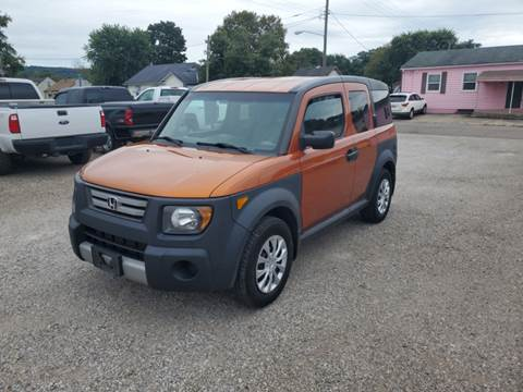 2008 Honda Element for sale in Lancaster, OH