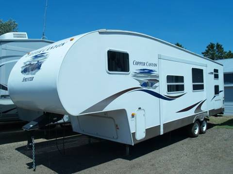 2006 Keystone Copper Canyon 31' for sale in Madison SD